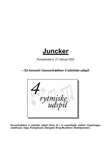 Juncker - Skoletjenesten