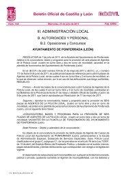 BOCYL n.º 144 27-julio-2011 - Federación de Servicios a la ...