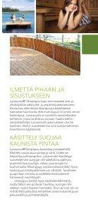 Sinne missä puulta vaaditaan enemmän (PDF) - Lunawood - Page 4