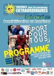 3 et 4 mai 2013 - La Province de Hainaut