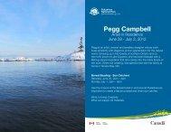 Pegg Campbell - Marathon Ontario