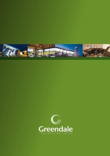 C O N S T R U C T I O N L I M I T E D - Greendale Construction