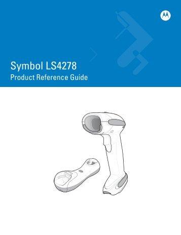Symbol Scanner Keyboard Wedge Programming