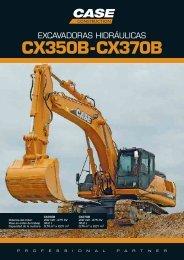 CX350B-CX370B