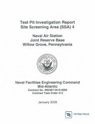 Test Pit Investigation Report
