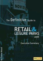 Executive Summary - Trevor Wood Associates