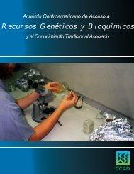 Recursos Geneticos y Bioquimicos