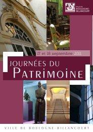 les musees municipaux - Boulogne - Billancourt