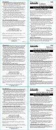 7402 Tri Lang manual.cdr - Taylor Precision Products