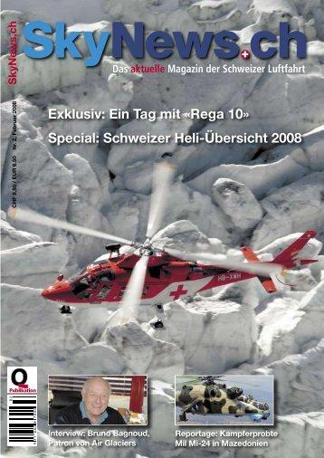 """Ein Tag mit """"Rega 10"""" - SkyNews.ch"""