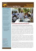 TrustAfrica: fact sheets - Page 5