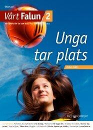 Vårt Falun nr 2, 2011 (pdf 4,5 MB) - Falu Kommun