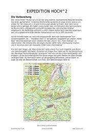 Bericht hier auch als PDF-Dokument zum downloaden