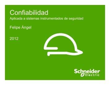 2. Sistemas instrumentados de Seguridad - Schneider Electric