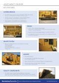 4043T Impact Crusher - Key Features.indd - Manhattan Corporation - Page 3