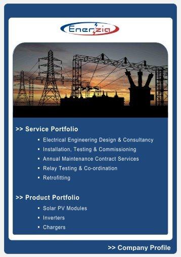 Enerzia-Profile 2012 - Vcsdata.com