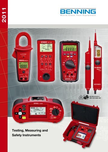 World Class Test Equipment