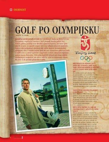 GOLF PO OLYMPIJSKU - Haas Fertigbau
