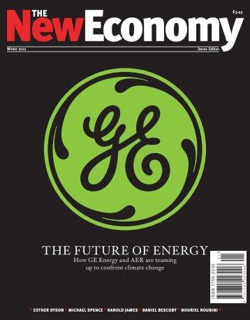 THE FUTURE OF ENERGY - Frank Farnel