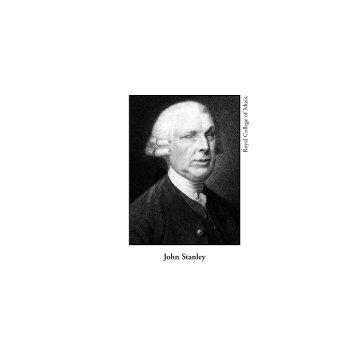 John Stanley CHAN 0639 BOOK.qxd 8/10/07 15:39 Page 2 - Chandos