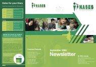 newsletter 11.indd - Nases