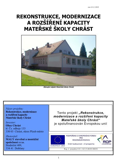 reko-ms-chrast.pdf - Obec Chrást