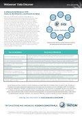 Identifique y proteja los datos confidenciales con ... - Websense - Page 2