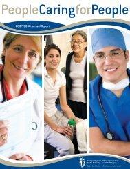 WRHA Annual Report 2007/2008 - Winnipeg Regional Health ...