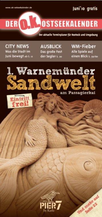 20.30 Klostergarten Shakespeare - Ostsee-Anzeiger