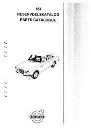boek 164 - Volvo 164