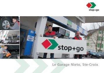 Le Garage Nieto, Ste-Croix - Sprüngli Druck AG