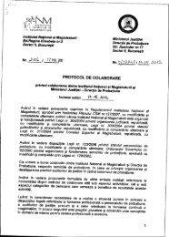 OneTouch 4.6 Scanned Documents - Institutul Naţional al Magistraturii