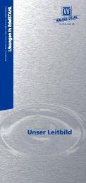 Leitbild A6 für pdf 080109.cdr - Walser + Co. AG