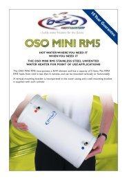 Oso Mini cylinder