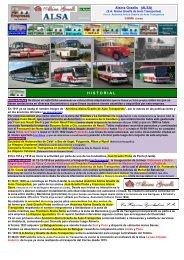 Alsina Graells - Empresas Autobuses Líneas