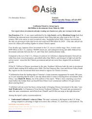 For Immediate Release Contact: Maria Scarzella ... - Asia Society
