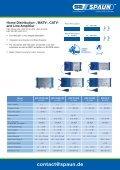 Home Distribution-, MATV-, CATV- and Line Amplifier - Spaun - Page 3
