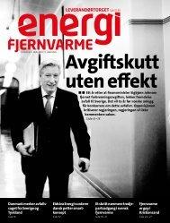LEVERANDØRTORGET Side 37–39 - Norsk Fjernvarme