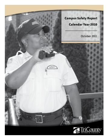 Campus Safety Report - Tri-County Technical College