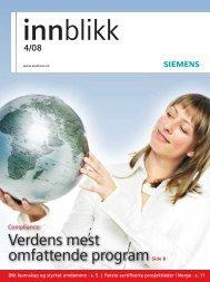 Verdens mest omfattende program - Siesenior.net