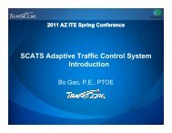 SCATS Adaptive Traffic Control System Introduction - azite