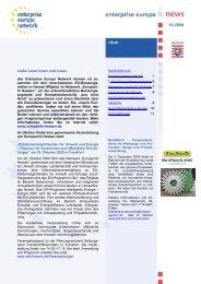 innovation news 5/99 - Enterprise Europe Network Hessen