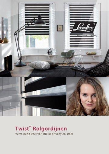 Twist™ Rolgordijnen - Luxaflex