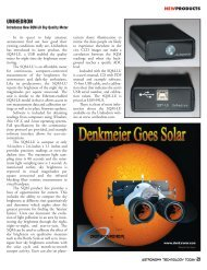 9-31 issue 26.qxd:1 - Astronomy Technology Today