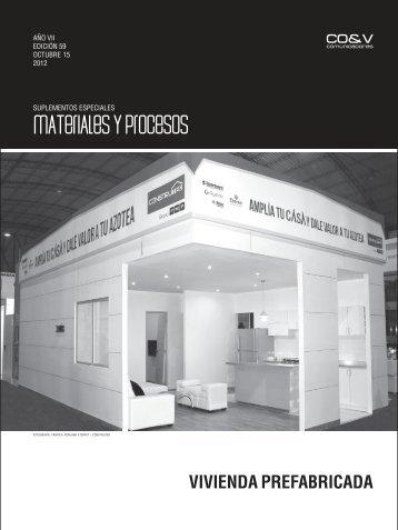 VIVIENDA PREFABRICADA.pmd - CONSTRUCCION Y VIVIENDA
