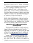 Links for Academic Learning: An Alignment Protocol for Alternate ... - Page 7