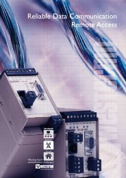 Reliable Data Communication Remote Access