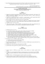 Volební a jednací řád AS FBMI −26. 03. 2008