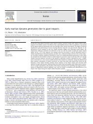 pdf (0.7 MB) - Department of Earth and Planetary Sciences