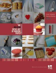 FOOD GRADE/ Express Baking Heat Resistant - Copamex